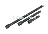 SOCKET EXTENSION BAR SET 3 PIECE 3/8 DRIVE / IMPACT