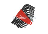 HEX KEY SET - 10PC
