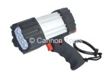LED SPOTLIGHT WITH POWER 10LED
