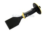 CHISEL - BRICK CRV STEEL TPR HANDLE WITH HANGER 3 INCH