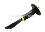 CHISEL CONCRETE CRV STEEL TPR HANDLE WITH HANGER