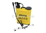 HAND SPRAYER 16 LITRE YELLOW