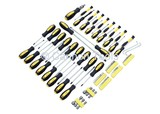 106 PIECE SCREWDRIVER BITS SET