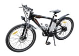 HP-E008 ELECTRIC BIKE BLACK