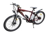 HP-E008 ELECTRIC BIKE RED