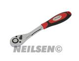 1/2 INCH DRIVE 72T LEOPARD RATCHET HANDLE