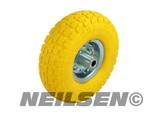 SOLID TYRE YELLOW