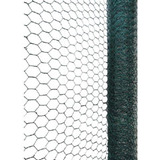 WIRE NETTING PVC COATED 5M X 0.9M X 25MM