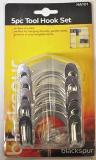 TOOL HOOK SET 5PC