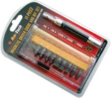 MAGNETIC DRIVER GUIDE AND BITS 11PC SET