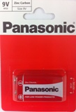 BATTERY 9V X1 PANASONIC