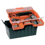 TOOLBOX WITH COMPARTMENT STORAGE