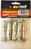 6PC EXPANSION BOLTS SIZE 10X70