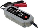BATTERY CHARGER CAR AND MOTORCYLE 12V 3.8 AMP INTELLIGENT FULLY AUTOMATIC
